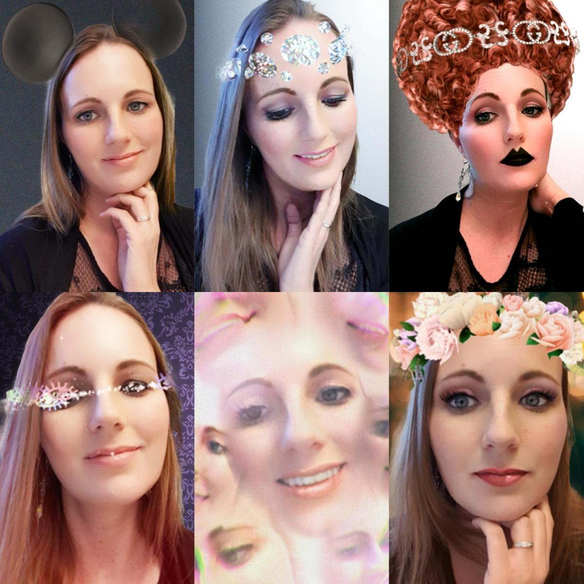 Die geheimen Face Filter auf Instagram